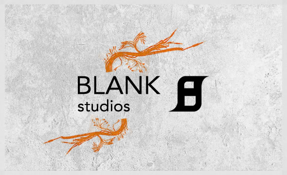 Blank Studios ID ~ Artworked