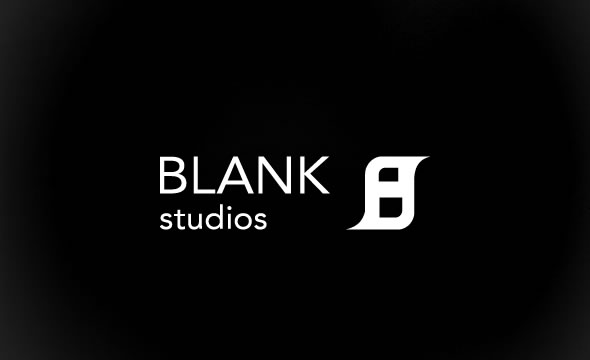Blank Studios ID ~ On White