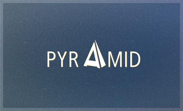 Pyramid Media UK ~ Identity
