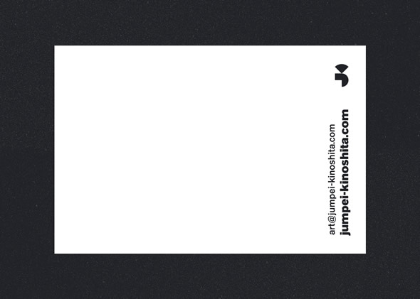Jumpei Kinoshita Business Cards ~ Front 02