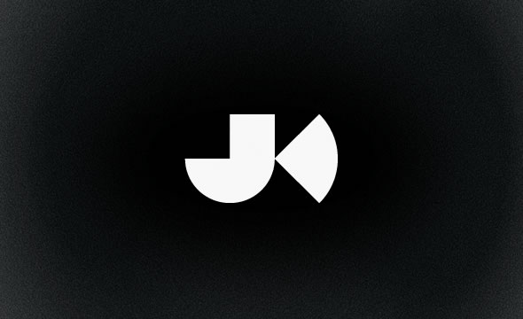Jumpei Kinoshita ID / Logo ~ On Black